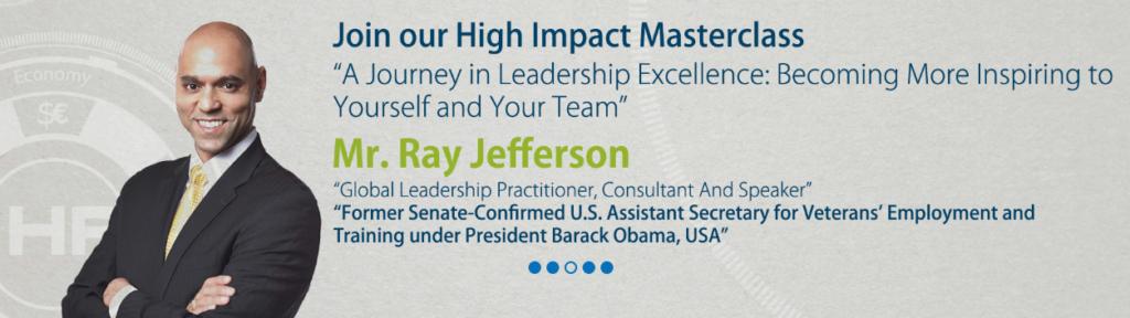 Ray Jefferson Gov Summit 2017